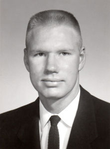 Don McIntosh of La Habra Heights, CA